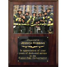 Photo Plaque