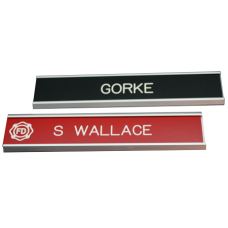 Gear/Locker Sign Holders