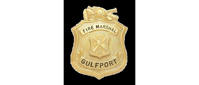 Smith & Warren Badge F124