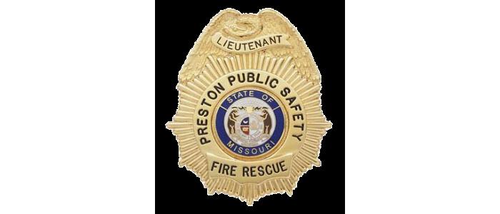 Smith & Warren Badge S223