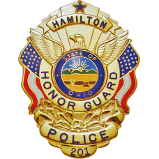 Smith & Warren Honor Guard Badge S503