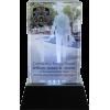 Crystal 3-D Police Award