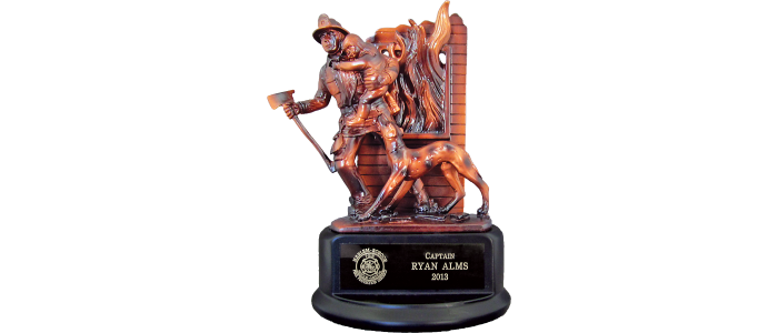 Firefighter Rescue Award