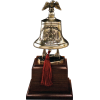 Engraved Fire Bell