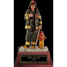 Rescue Company Statue