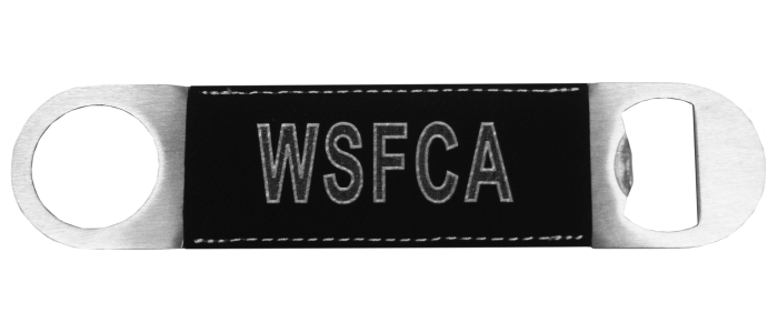 WSFCA Bottle Opener